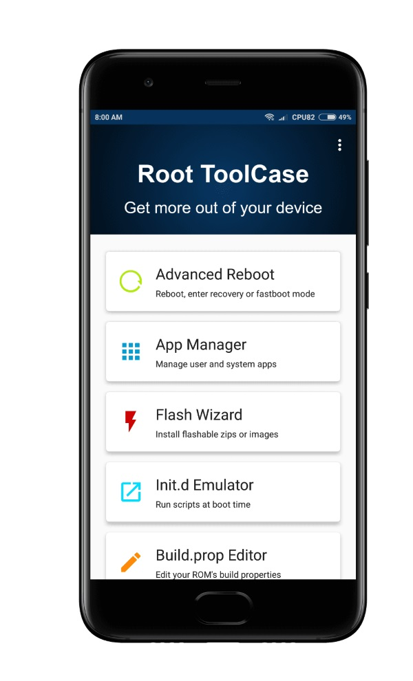Root ToolCase - Features