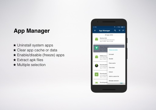 Gallery - App Manager