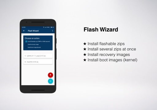 Gallery - Flash Wizard